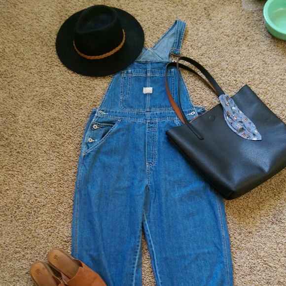 Old Navy Denim - Vintage Old Navy Women's Overalls